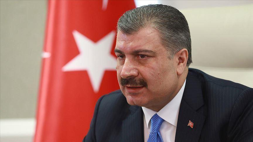 Turkey: 136 people treated in ICUs due to coronavirus!