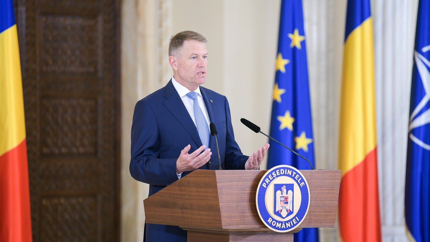 Romania: President announces fiscal adjustment to channel money to health system