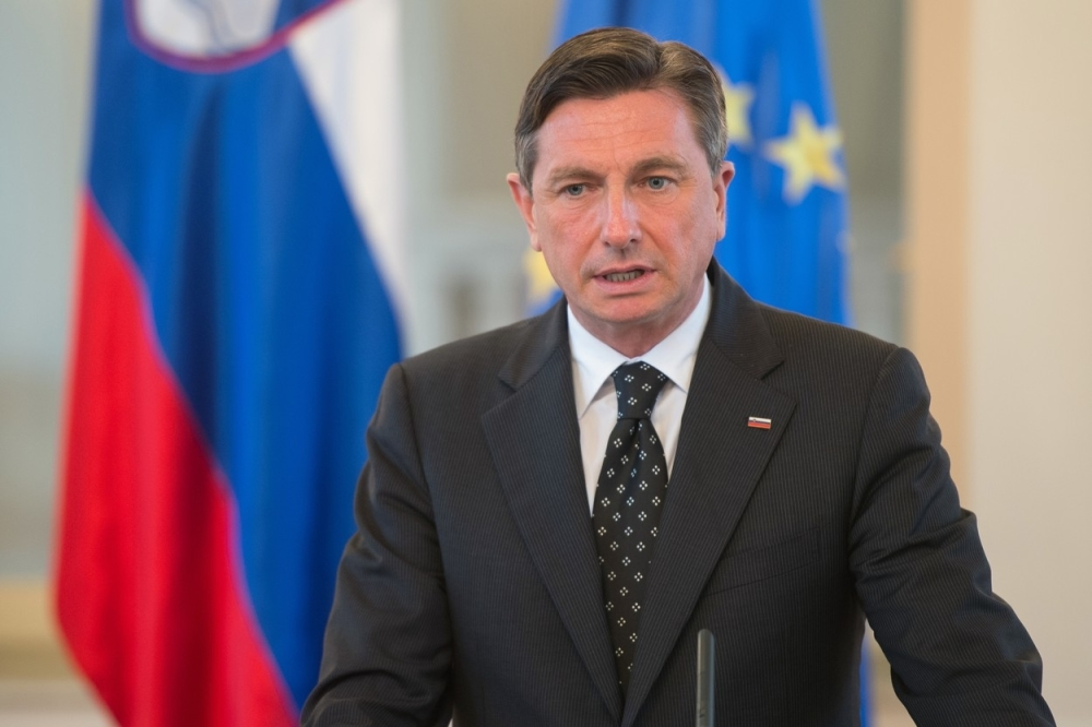 "Slovenia: Pahor praises Gov't measures that have ""flattened the curve of infections"" to managable"