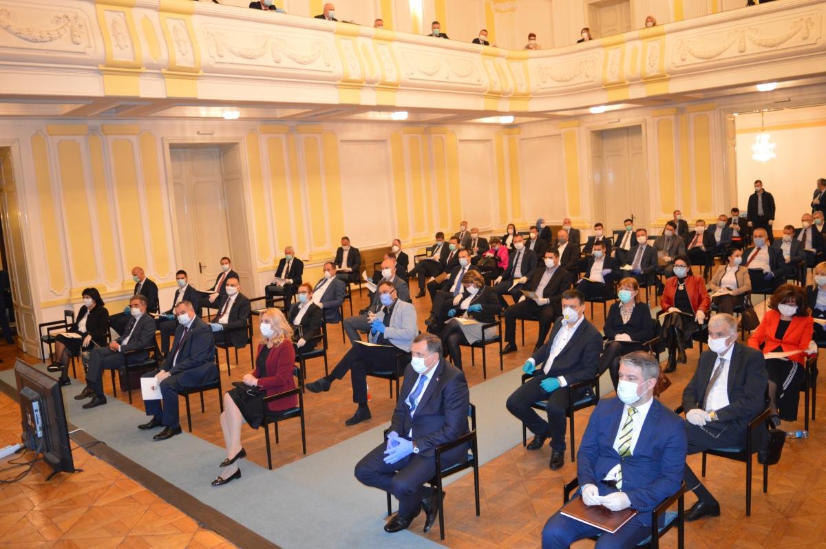 Republika Srpska declares state of emergency