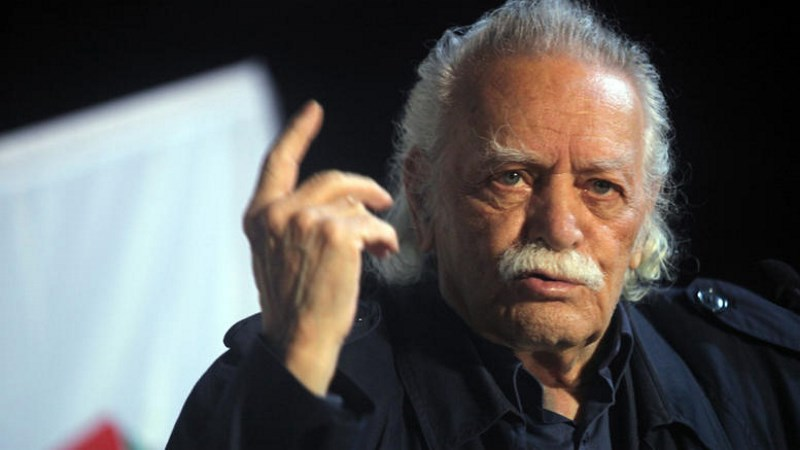"""Greece: Manolis Glezos, """"Europe's first partisan"""" passed away"""