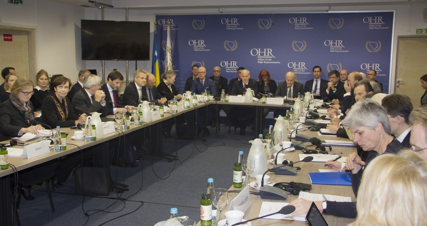 OHR: Material and other assistance to BiH should be managed transparently and responsibly