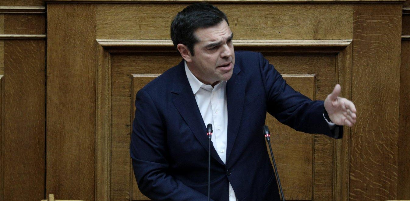 Greece: SYRIZA to present financial support plan
