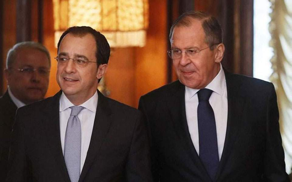 Cyprus: Christodoulides contacts Lavrov to review Double Tax Treaty