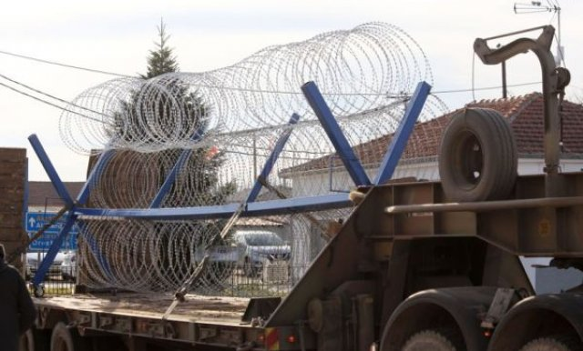 Slovenia continues with extension of the fence on the border with Croatia