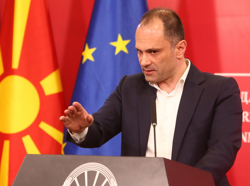 North Macedonia: Possibility of declaring 14-day quarantine in the country not under consideration, says Health Minister