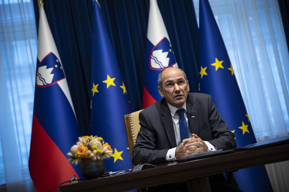 Slovenia: Easing lockdown measures is possible only if we cumulatively meet certain conditions, says PM Janša