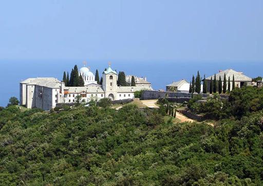 Romania: 960-thousand-euro grant to a Skete on Mount Athos
