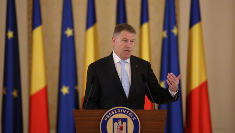 Romania: Iohannis announces extension of state of emergency for one month