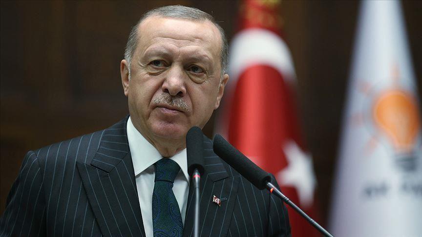 """Erdogan: """"The Memorandum with Libya has been completed; we have sent it over to the UN"""""""
