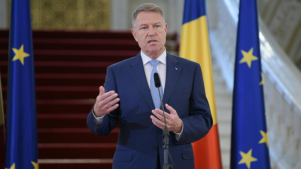 Romania: Iohannis holds meeting to assess COVID-19 response measures