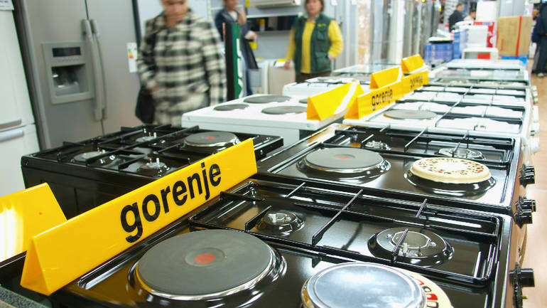 Slovenia: 1000 Gorenje employees to be laid off