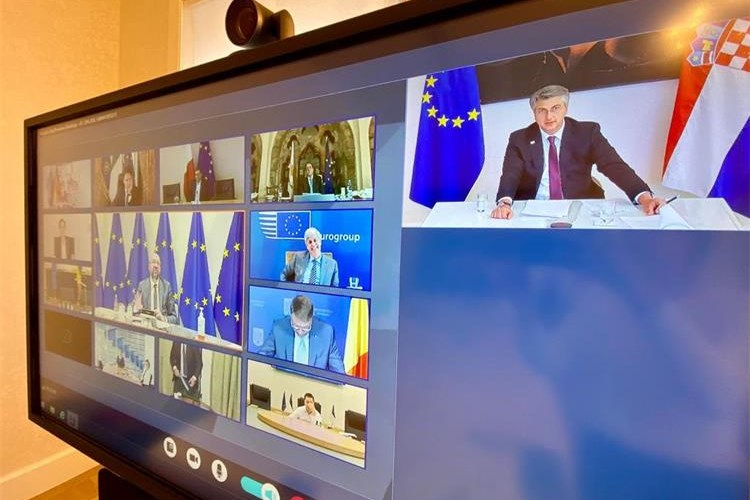 EU leaders decide to hold Zagreb EU and 6 Balkan countries summit online