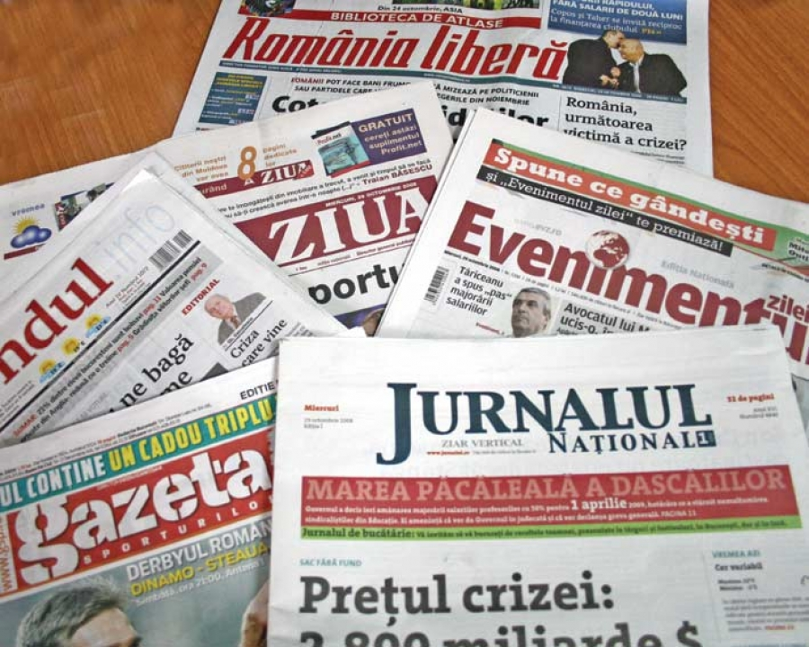Romania: Media industry to receive 200 million-lei grant to launch COVID-19 communication campaign