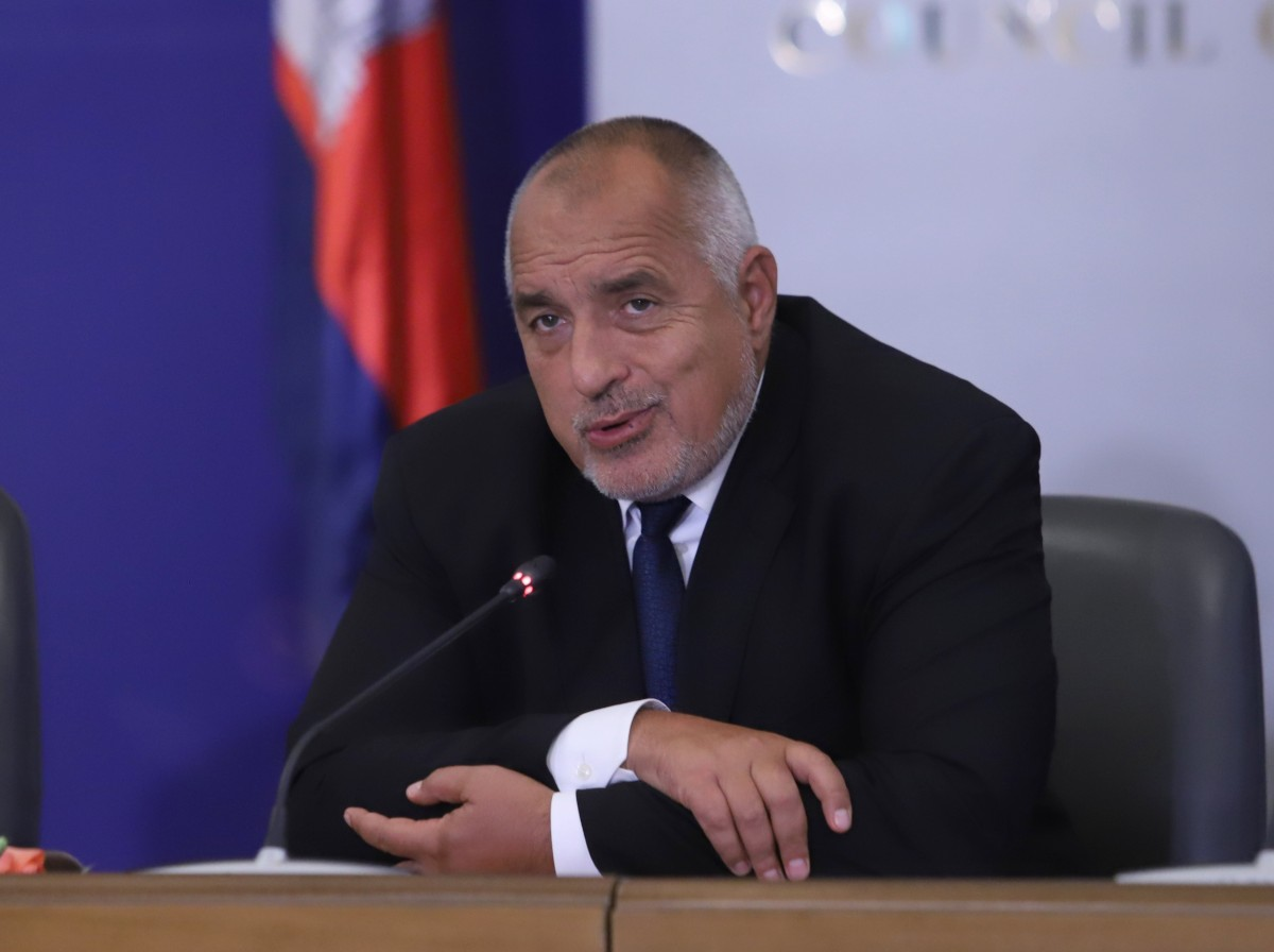 """Borissov: """"We have made the accession of our Macedonian brothers to the EU possible"""""""
