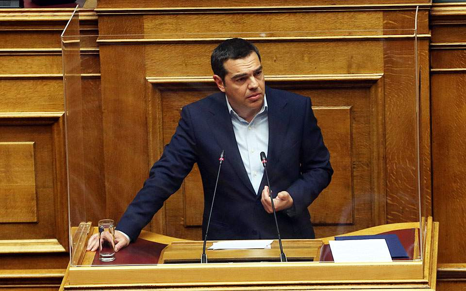 Greece: SYRIZA escalating criticism of Mitsotakis administration