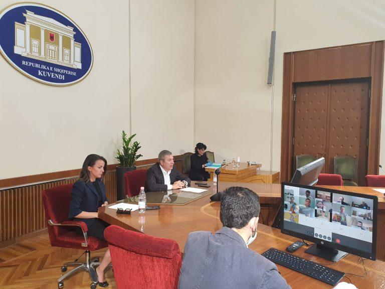 Albania: Electoral Reform Commission convenes