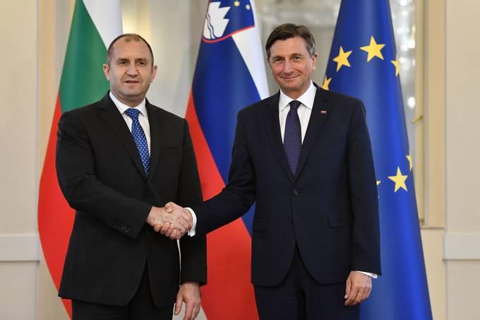 Slovenia: Pahor and Radev spoke on the phone