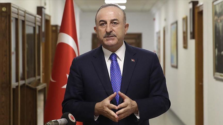"Cavusoglu: ""Our borders remain open for those immigrants who wish to leave"""