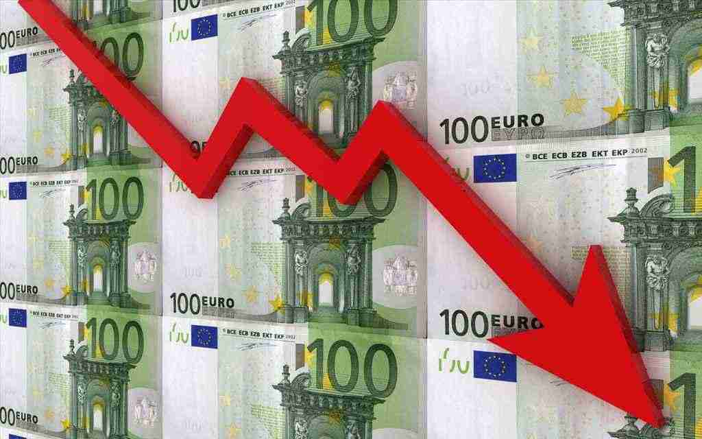 Greek economy shows signs of detarioration