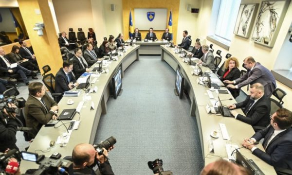 Kosovo: Gov't announces EUR 10.9 mln stimulus package