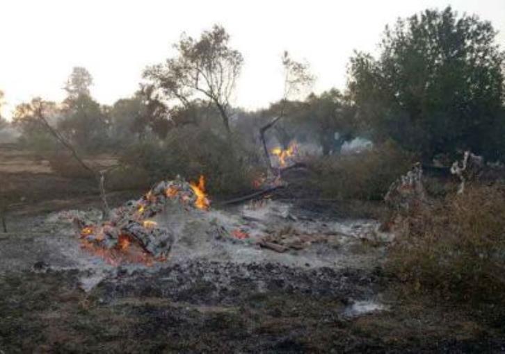 """Cyprus: At the level of """"red alert"""" the risk for forest fires – Anastasiades, Akinci speak on the phone"""