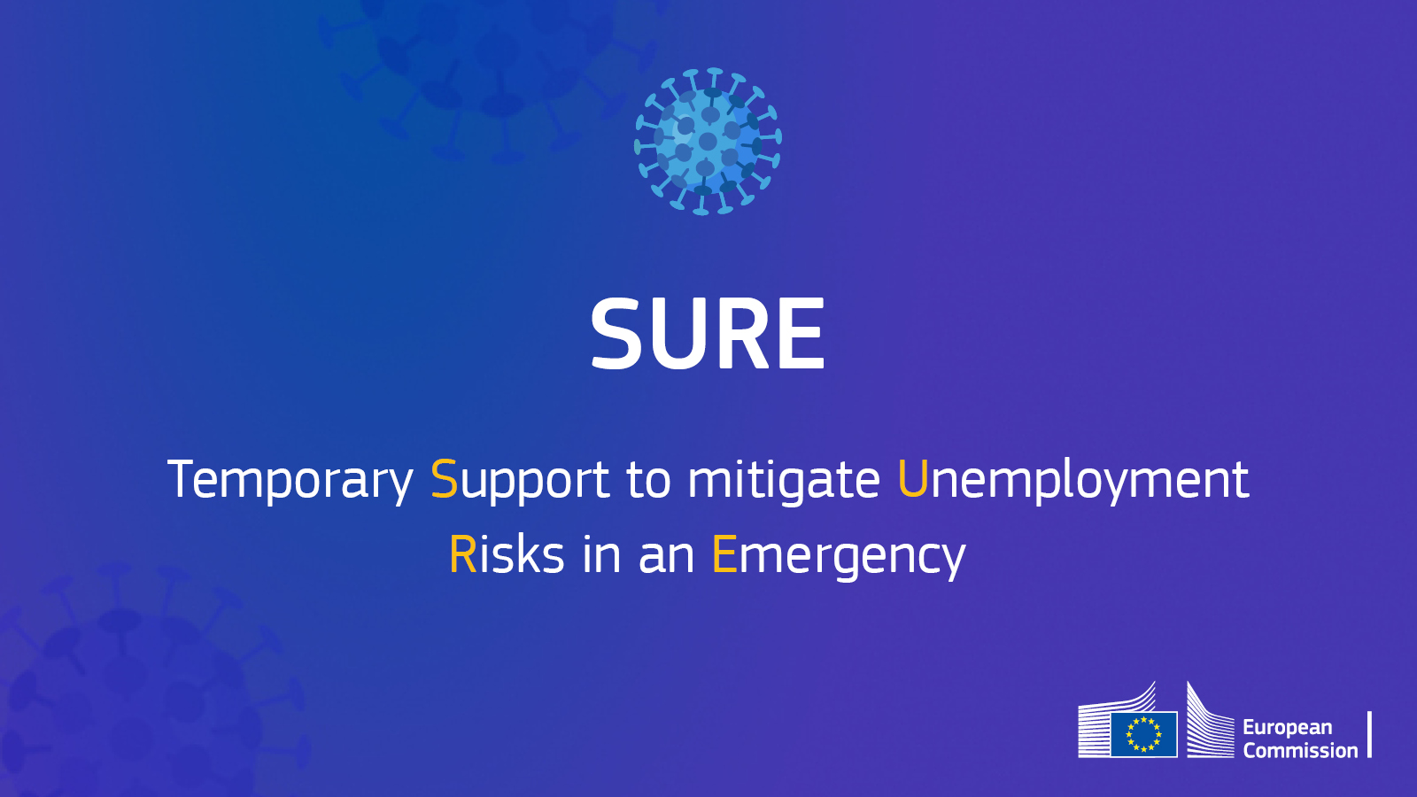 COVID-19: Council adopts temporary support to mitigate unemployment risks in an emergency (SURE)