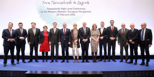 Joint ministerial statement on Covid-19 of the 2nd Thessaloniki 2020 ministerial forum