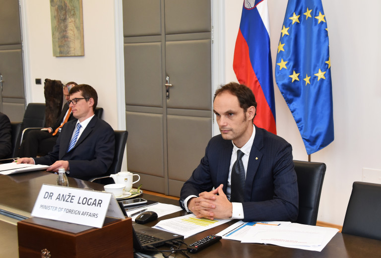 Slovenia ends epidemic based on epidemiological indicators, said minister Logar