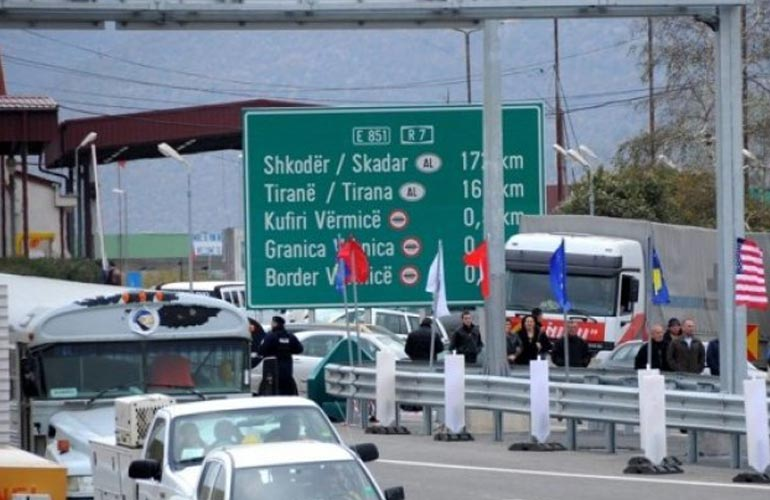 "Albania: ""TIMS"" system at border crossings crashes for a few hours"