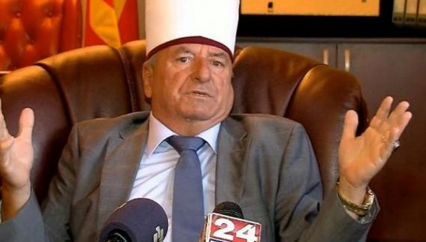 North Macedonia: Islamic Religious Community dismisses leader Reis Sulejman Rexhepi