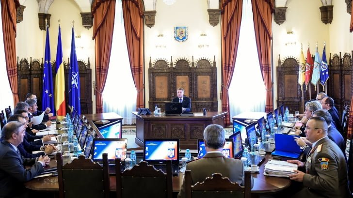 Romania: Supreme Council of National Defense called into session