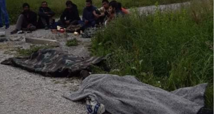 BiH: Two migrants were killed near the city of Cazin