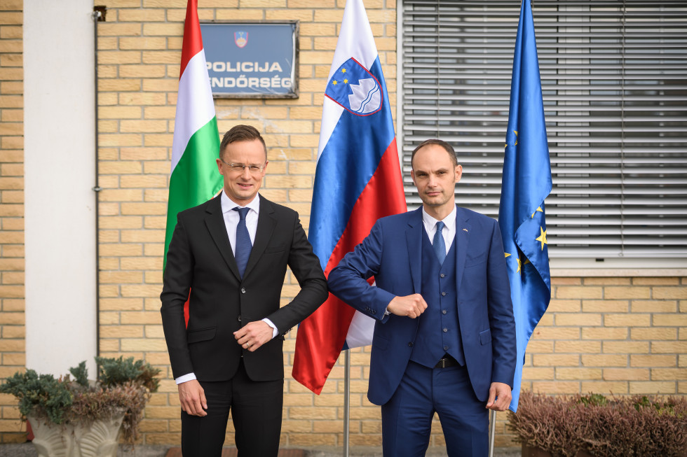 Slovenia and Hungary opened the borders for their citizens