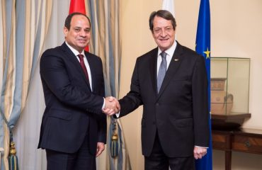 Anastasiades and Sisi speak over the phone