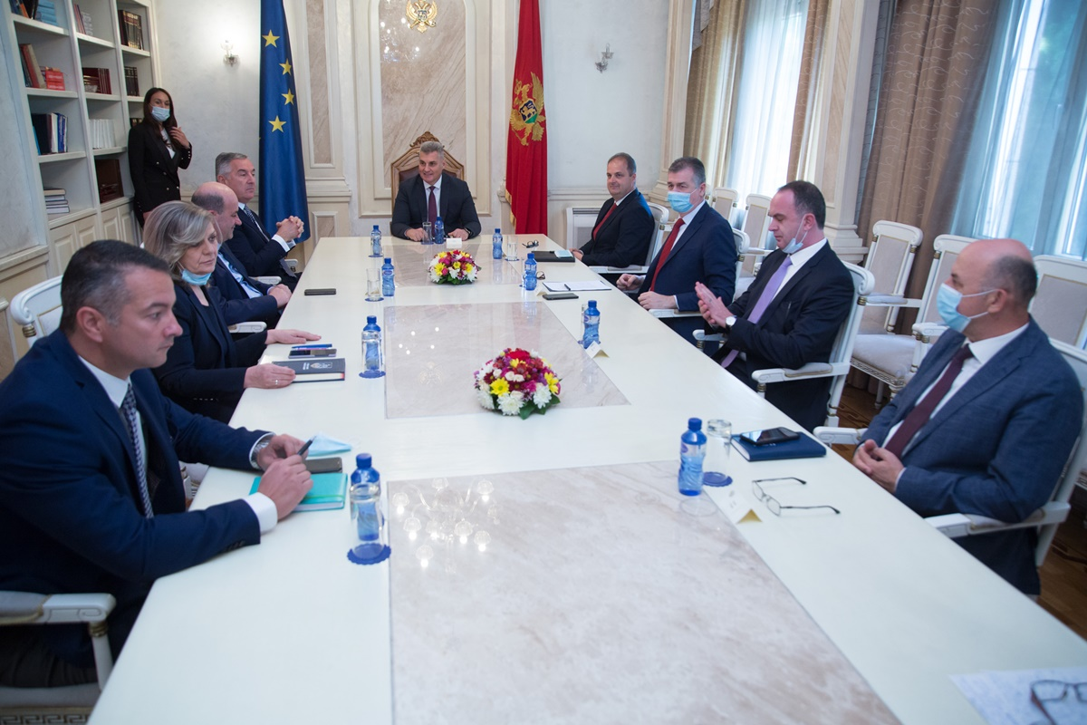 Montenegro: Opposition representatives boycott discussion on election proccess