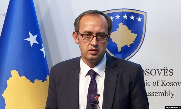 Kosovo: Avdullah Hoti was elected new PM with 61 votes in favor, 24 against and 1