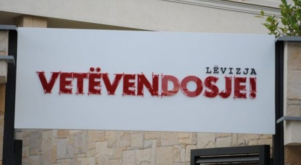 Kosovo: Vetëvendosje Movement has started collecting signatures for new elections