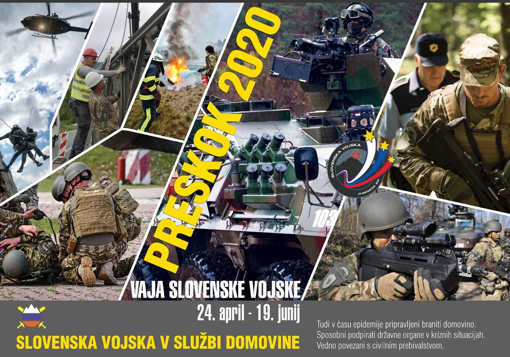Slovenia plans to invest EUR 780 in defence