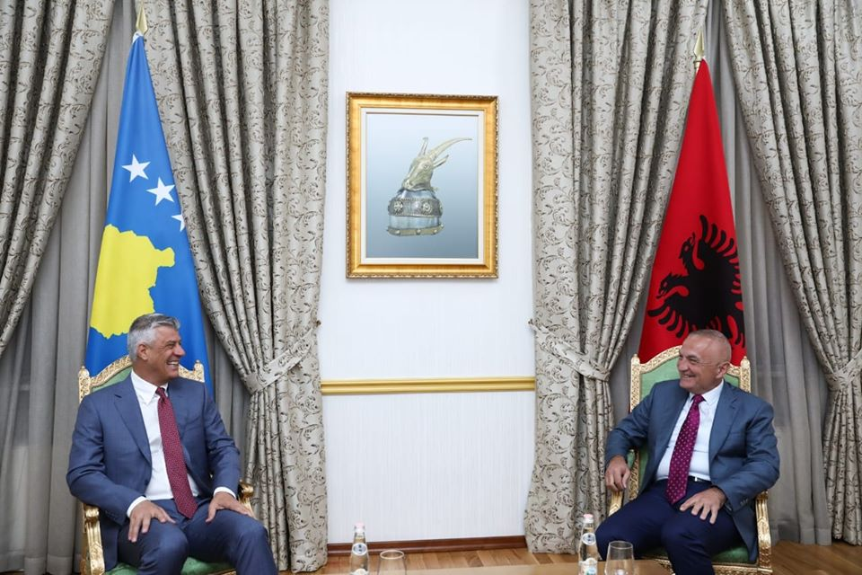 Kosovo: Thaci meets with Meta and Rama in Tirana