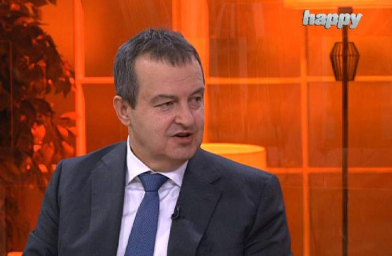 Serbia: Dacic to travel to Italy and Greece to discuss the opening of the borders