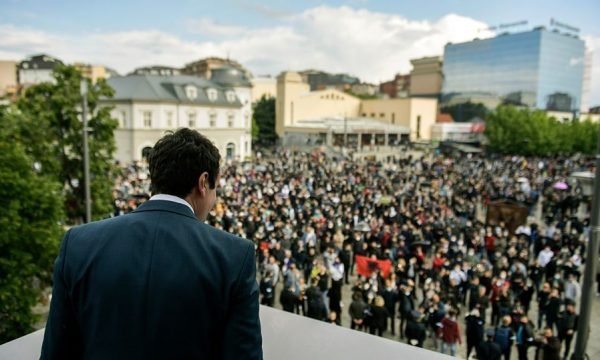 Kosovo: Vetevendosje to celebrate its 15th Birthday and 21st Anniversary of the Liberation of Kosovo with a peaceful rally