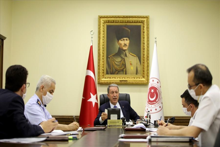 Turkey: Akar and Stoltenberg speak over the phone