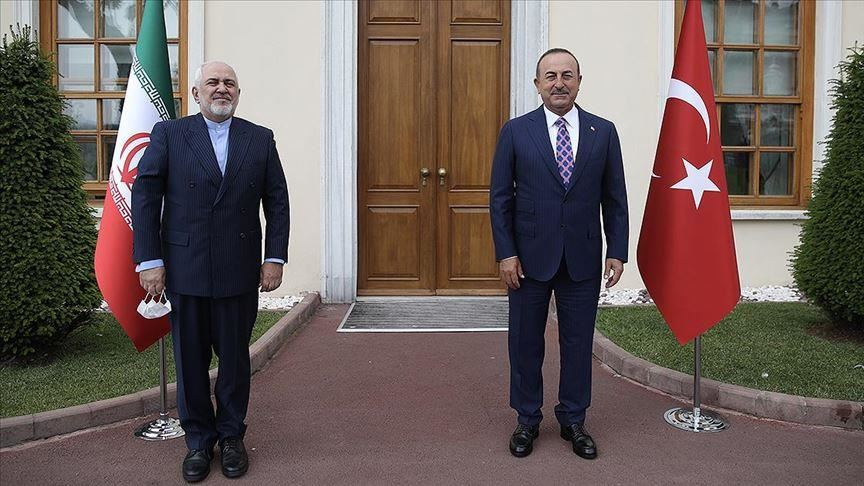 Turkey: Cavusoglu and Zarif meet in Istanbul