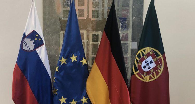 """Slovenia, Germany and Portugal are the next """"Trio Presidency"""""""
