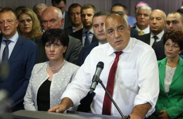 "Borissov: ""They want to prevent me from completing major geostrategic projects"""