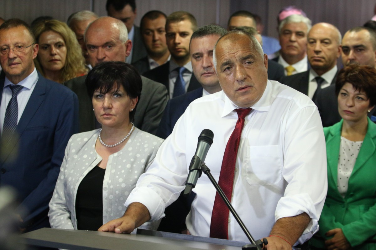 """Borissov: """"They want to prevent me from completing major geostrategic projects"""""""