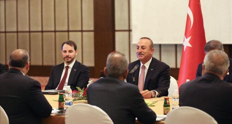 Turkey: Cavusoglu, Albayrak and Fidan pay visit to Libya