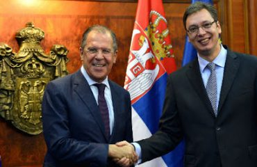 Serbia: Vučić-Lavrov to discuss Washington's initiative