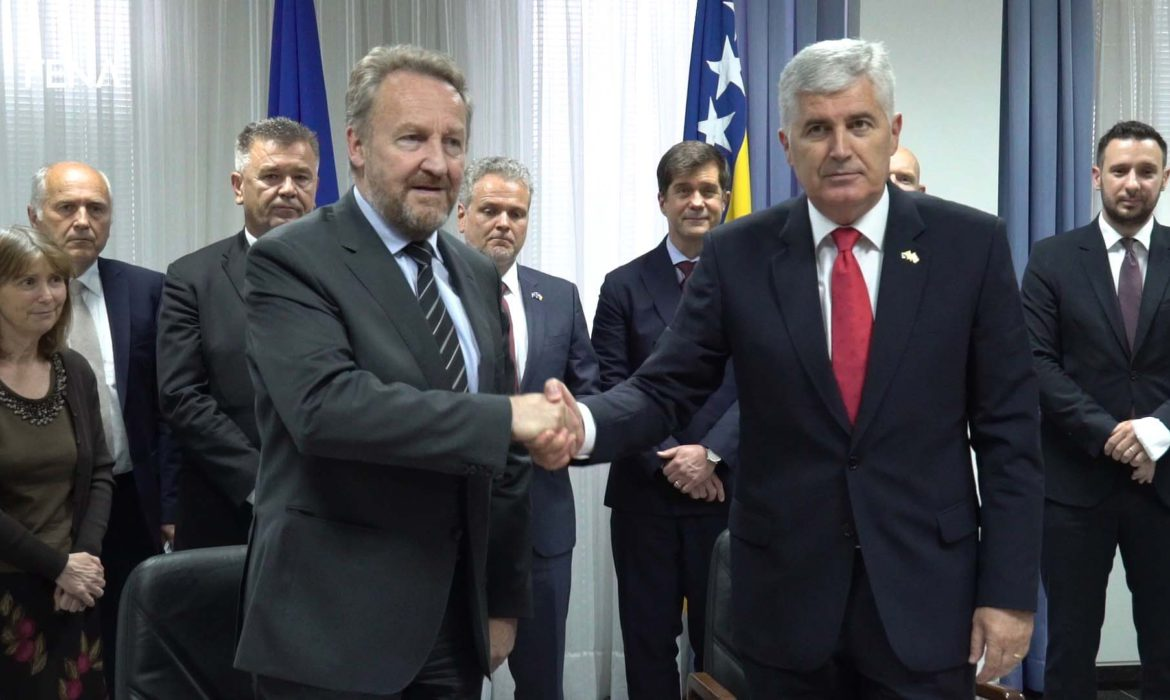 BiH: Foreign Institutions hail SDA-HDZ agreement on Mostar elections